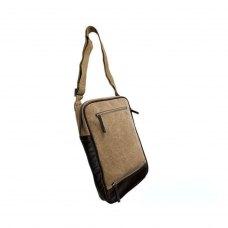 Сумка для ноутбука 12, Krusell Uppsala Tablet Bag (71232) коричнева, штучна шкіра
