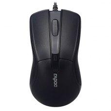 Мишка дротова Rapoo N1162 Black