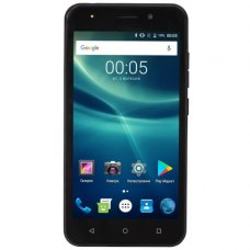 Смартфон 2E E500A Black