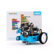 Робот-конструктор Makeblock mBot v1.1 BT Blue