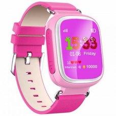 Смарт-годинник дитячий Q8 (GPS,IP67,3MP,phone book,pedometr,distance,safe area)(pink)