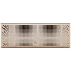 Колонка Xiaomi Bluetooth Mi Speaker MDZ-26-DB (QBH4057US) Gold