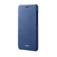 Чохол Huawei P8 lite 2017 flip cover, blue
