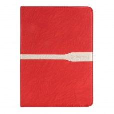 Універсальний Чохол 9-10 для планшетів  полоса (резинка), Red