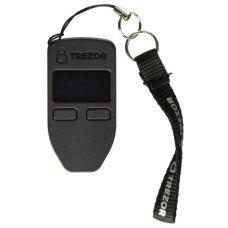 Trezor Black New апаратний гаманець для криптовалюти (чорний)