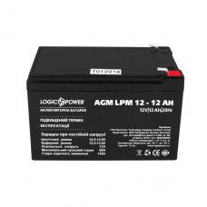 Акумулятор AGM LPM 12 - 12 AH