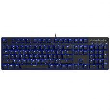Клавіатура дротова ігрова, SteelSeries APEX M400 QX1 switches (64555)