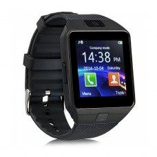 Смарт-годинник UWatch QW09 (OLED, 1.3, 128M+64M, Atm&Blood Pressure, Altitude, Sim, Sport data, GPS, black)