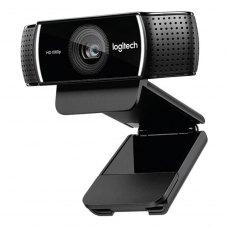 Веб-камера для компьютера Logitech C922 Pro FullHD (960-001088)