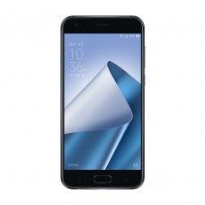 (УЦІНКА)Смартфон Asus Zenfone 4 2017 (ZE554KL-1A036WW) Black ** скол на задній скляній кришці, вітринний