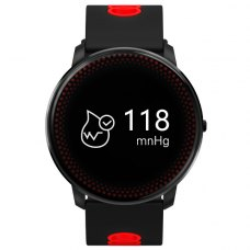 Фітнес-Браслет UWatch Y59 (OLED, 0,94, IP65, BT4.0, StandBy 25days, Working 7 days, Blood pessure, Heart Rate, weather, black)