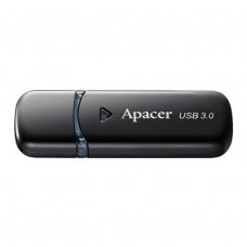 USB флеш, 16 Гбайт, Apacer AH355 Black (AP16GAH355B-1), USB 3.0
