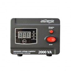 Стабілізатор 1200Вт, EnerGenie (EG-AVR-D2000-01)