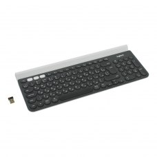 Клавіатура бездротова, Logitech K780 Multi-Device Bluetooth Black (920-008043)