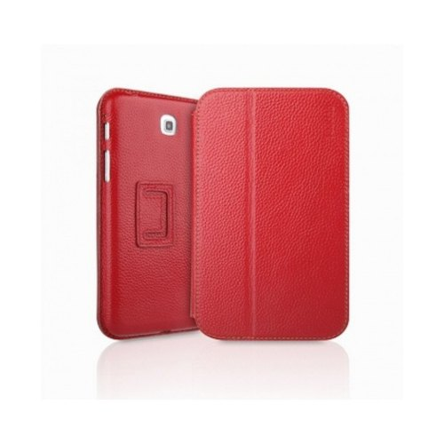 Чохол SmartCase для планшету Samsung Galaxy Tab3 7 T210/P3200, поліуретан, Red
