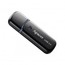 USB флеш 32Gb Apacer AH355 Black USB 3.0 (AP32GAH355B-1)