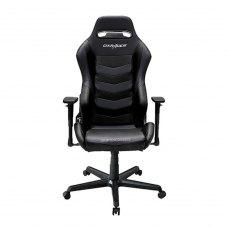 Крісло для геймерів DXRACER DRIFTING OH/DM166/N(чорне)Vinyl+PU шкіра, металева основа