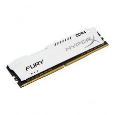 Модуль пам'яті DDR4 16GB 3200 MHz Kingston HyperX Fury White (HX432C18FW/16) 1, 3200 MHz, CL18, 1.2V