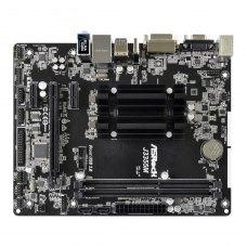 Материнська плата ASRock J3355M CPU Celeron J3355 (2.5 GHz)DC 2xDDR3 HDMI-VGA mATX