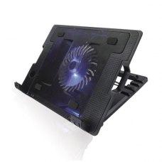 Підставка до ноутбука 15,6, Crown (CMLS-926), 1х14см вентилятор, пластик+метал, USB-хаб