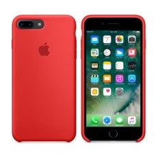 Чохол Silicon Case Apple iPhone 7/8 Red ORIGINAL