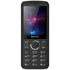 Мобільний телефон BRAVIS C242 Slim Dual Sim Black