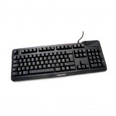 Клавіатура дротова ігрова, TESORO DURANDAL Cherry Blue switch (TS-G1N-BL)