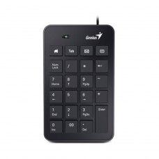 Цифровой блок Genius NumPad i120 Slim (31300727100) Black USB