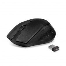 Мишка бездротова, REAL-EL RM-300 black-grey