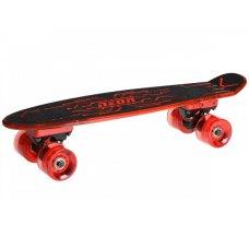 Скейтборд Neon Hype Червоний N100788
