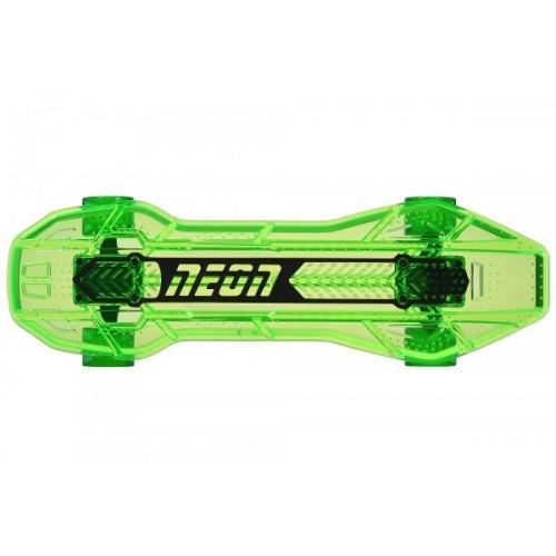 Скейтборд Neon Cruzer Зелений N100792