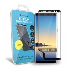 Захисна плівка MakeFuture 3D для Samsung Note 8 Black (MF3D-SS9PB)