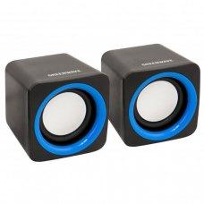 Акустична система 2.0 Greenwave SA-601 Black/Blue