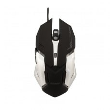 Мишка дротова ігрова, Greenwave GM-3263MB, чорний (R0015166)