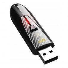 USB флеш SILICON POWER BLAZE B25 32Гб (SP032GBUF3B25V1K) Black