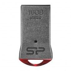 USB флеш SILICON POWER JEWEL J01 16Гб (SP016GBUF3J01V1R) RED
