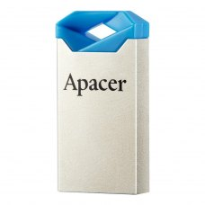 USB флеш APACER 32Гб AH111 (AP32GAH111U-1) Blue Crystall