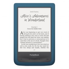 Електронна книга PocketBook 641 Aqua 2, синий/черный (PB641-A-CIS)