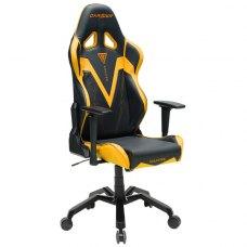 Крісло для геймерів DXRacer Valkyrie OH/VB03/NA Чорне з жовтими вставками (62174)