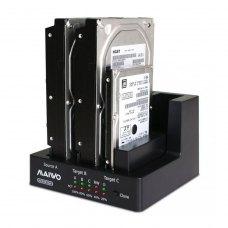 Док-станція Maiwo для 3xHDD 2.5/3.5 SATA/SSD USB 3.0 (K3093)