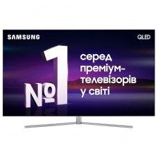 Телевізор SAMSUNG QLED QE55Q7FAMUXUA (Уцінка)