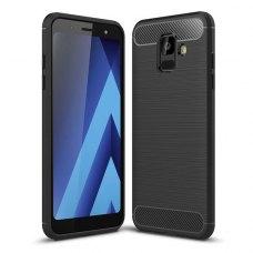 TPU чохол iPaky Slim Series для Samsung A600 Galaxy A6 (2018) Black