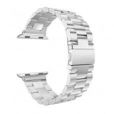 Ремінець Stainless Steel Bracelet for Apple Watch 42mm Silver