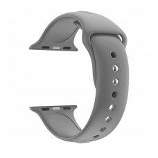Ремінець Silicone Watch band for Apple Watch 42mm Fog