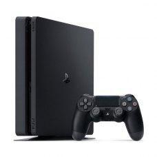 Ігрова консоль PS4 slim 1TB black