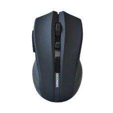 Мишка бездротова GREENWAVE WM-1600 Black