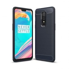 TPU чохол iPaky Slim Series для OnePlus 6 Blue