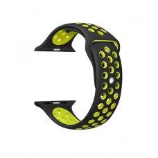 Ремінець Nike Watch Band for Apple Watch 38mm Black/Green