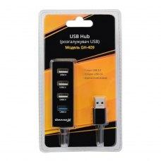 USBхабGrand-XTravel4порта(1хUSB3.0+3хUSB2.0)(GH-409)