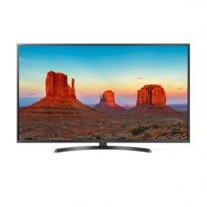 Телевизор LG 43UK6400 43, 3840x2160, WebOS, HDR/ThinQ, WiFi, Bluetooth, DVB-T2, DVB-S2, DVB-C